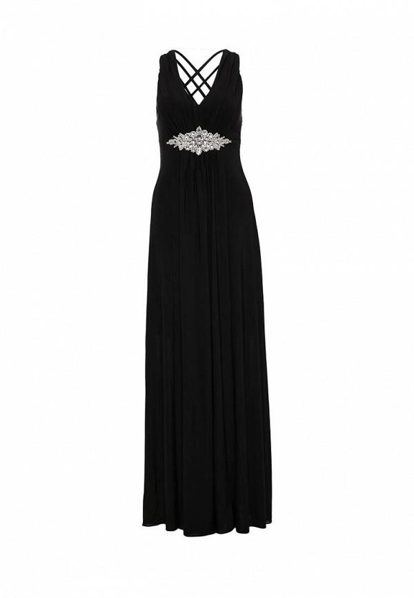 Платье-макси Goddiva DR499