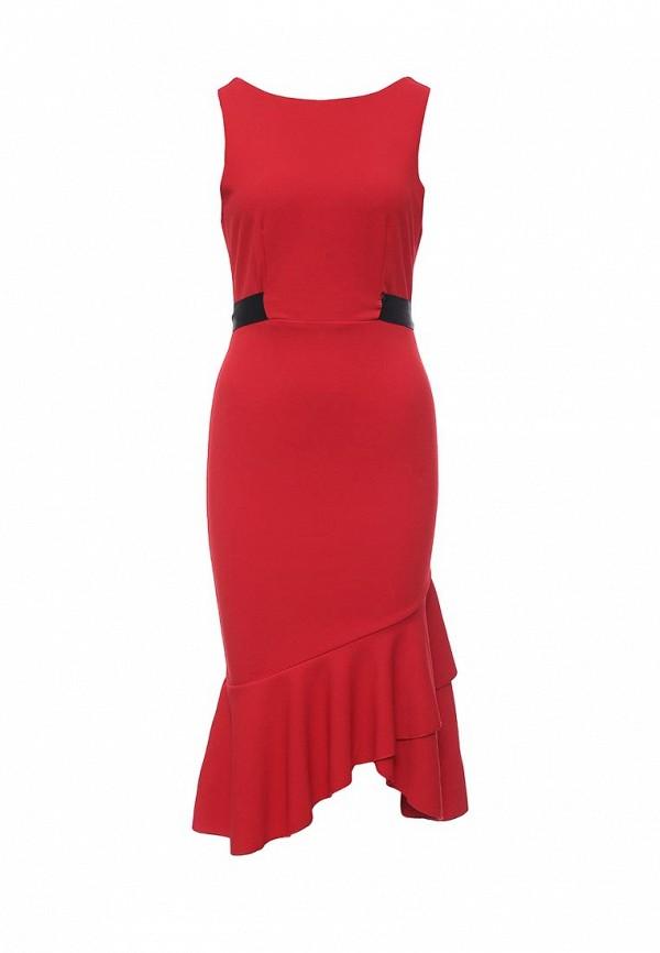 Платье-миди Goddiva DR951