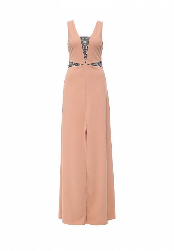 Платье-макси Goddiva DR878