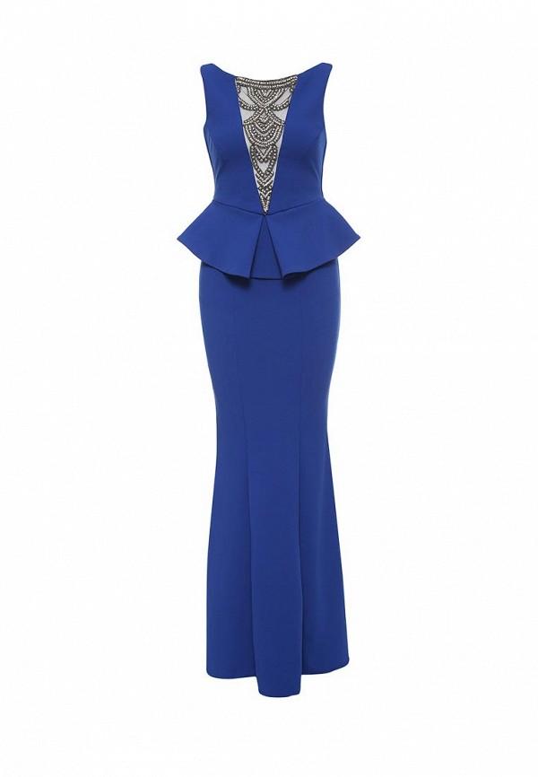 Платье-макси Goddiva DR637A