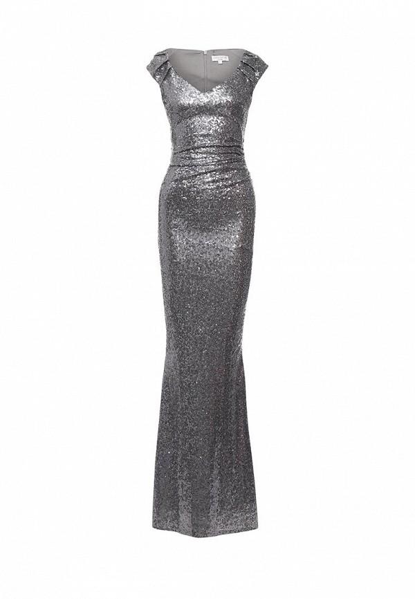 Вязаное платье Goddiva DR976