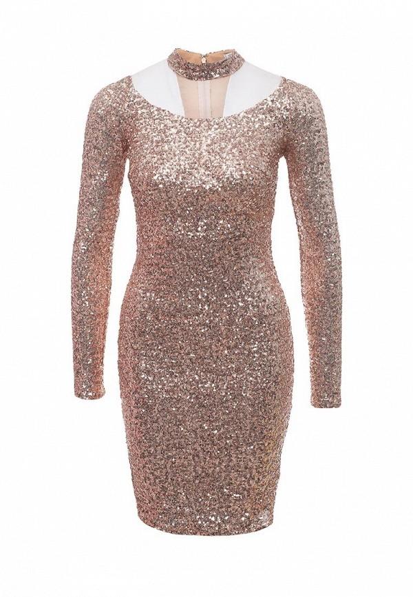 Платье Goddiva Goddiva GO014EWRAF71 платье goddiva goddiva go014ewhyy74