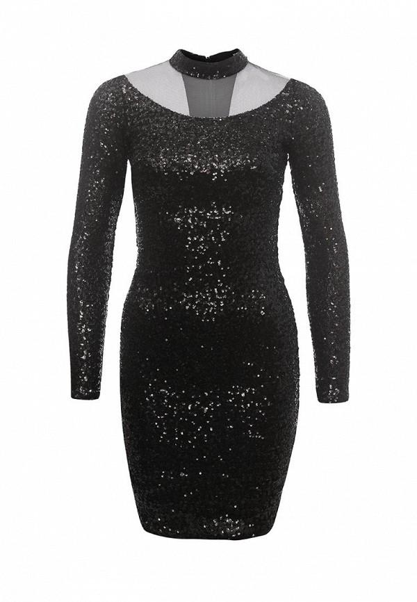 Платье-миди Goddiva DR1018A