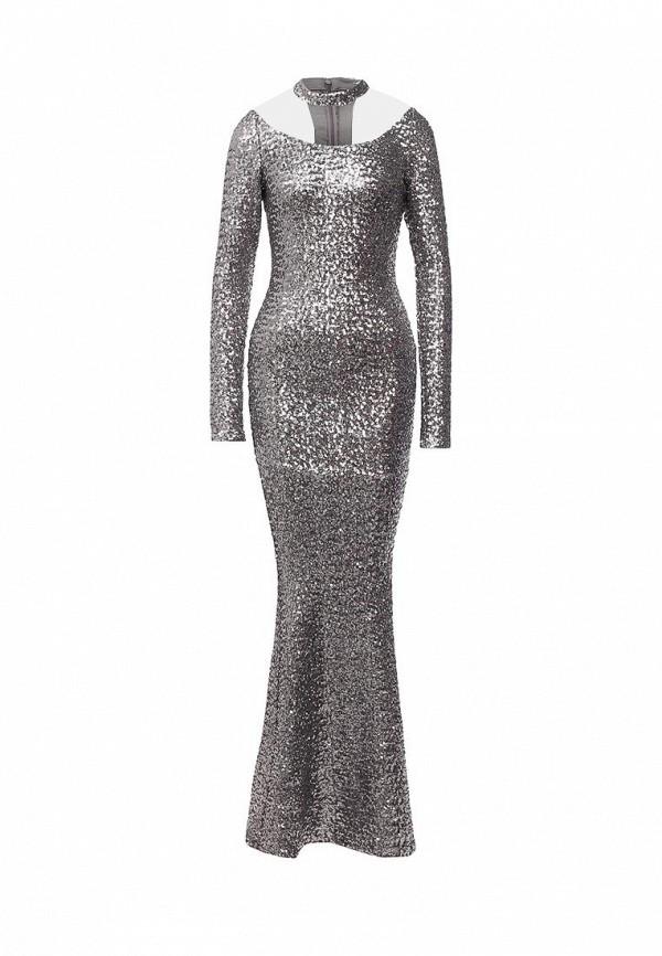 Платье-макси Goddiva DR1018