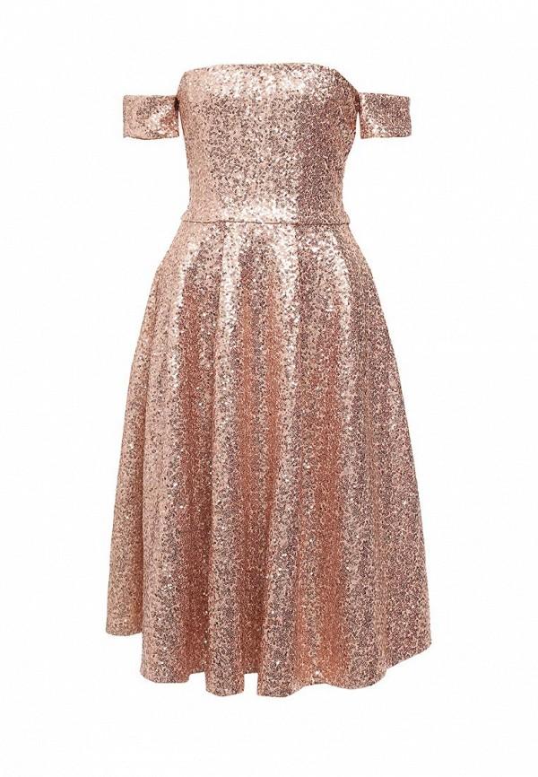 Платье Goddiva Goddiva GO014EWRAF86 платье goddiva goddiva go014ewhyy74