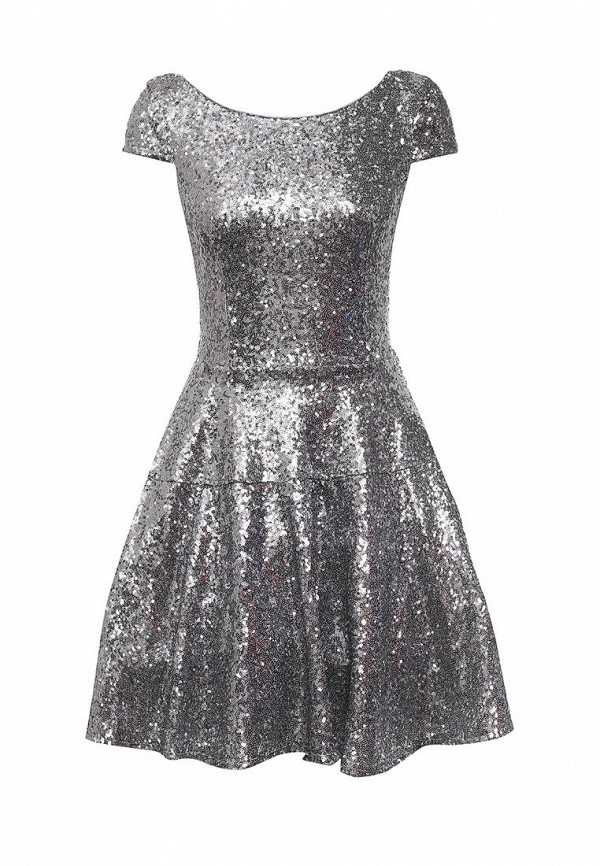 Платье-мини Goddiva DR977
