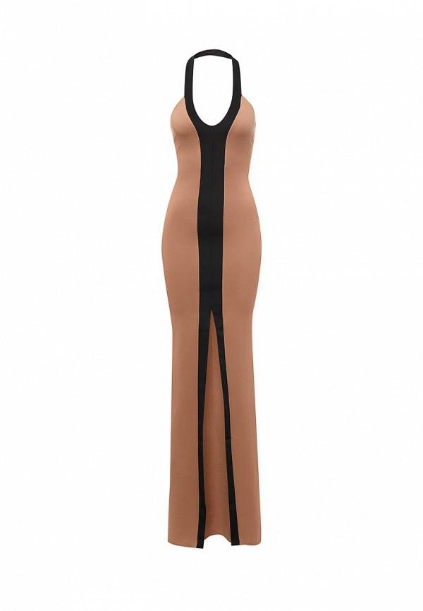 Платье-макси Goddiva DR941