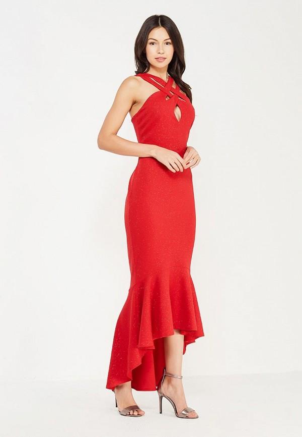 Платье Goddiva Goddiva GO014EWXQP91 платье goddiva size plus goddiva size plus go015ewmpl70