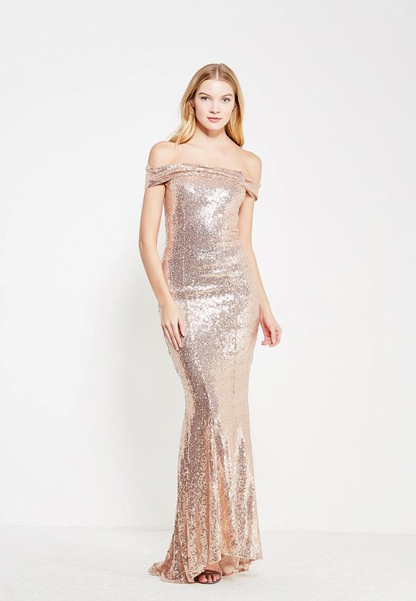 Платье Goddiva Goddiva GO014EWXQQ21 купальник goddiva goddiva go014ewrag14
