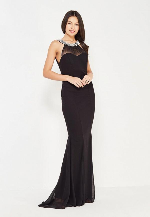 Платье Goddiva Goddiva GO014EWXRA35 платье goddiva size plus goddiva size plus go015ewmpl70
