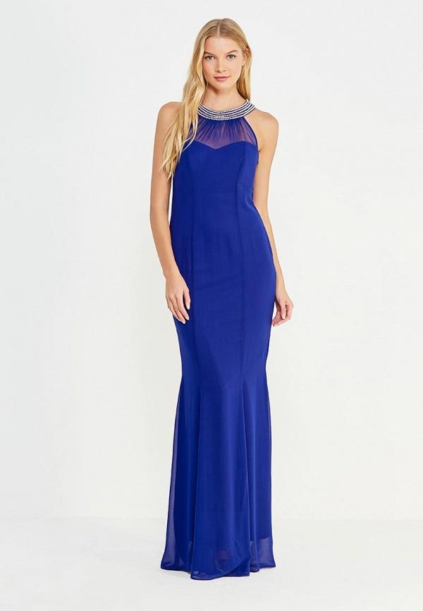 Платье Goddiva Goddiva GO014EWXRA36 goddiva dr945