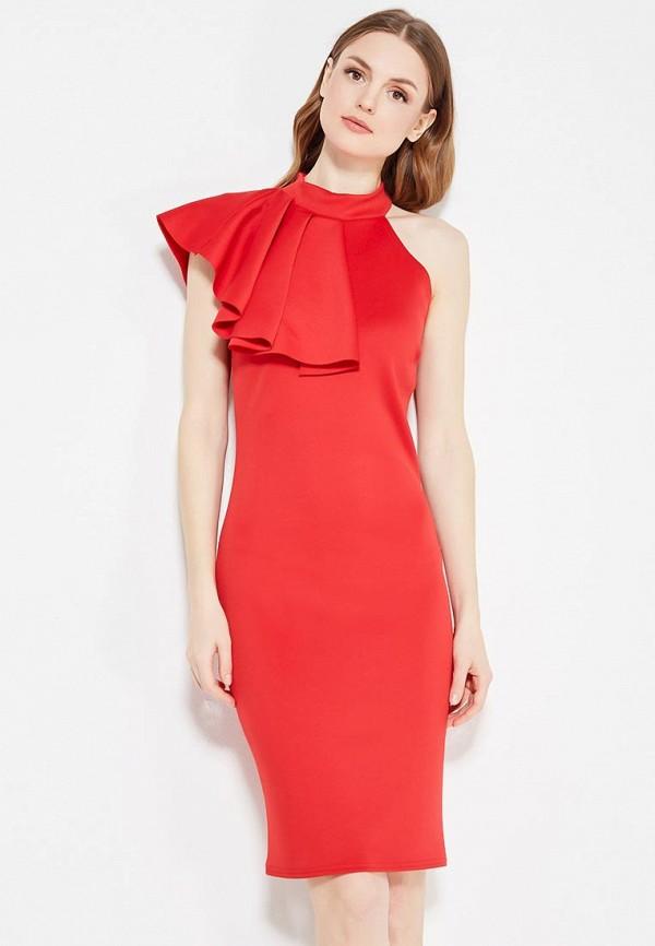 Платье Goddiva Goddiva GO014EWXRA40 платье goddiva size plus goddiva size plus go015ewmpl70