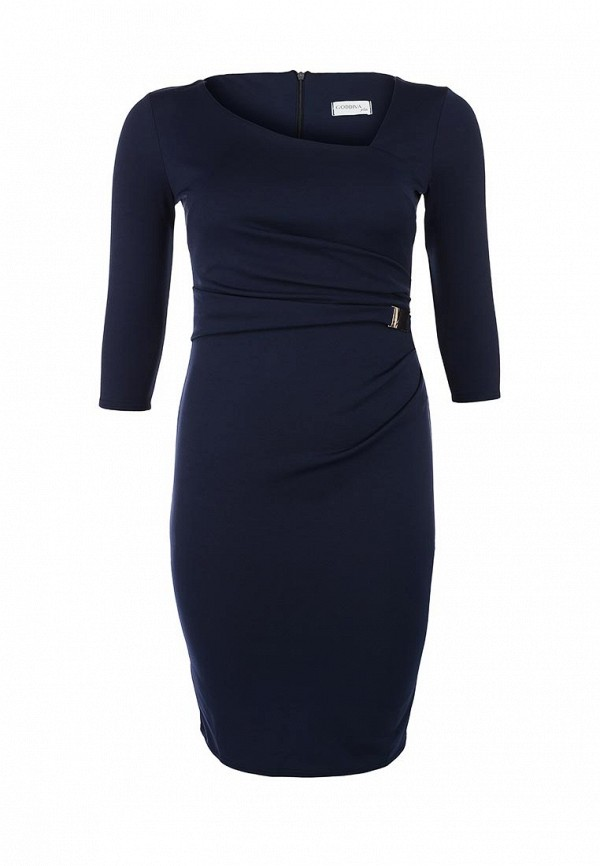 Платье Goddiva Size Plus Goddiva Size Plus GO015EWGVJ13 платье goddiva size plus goddiva size plus go015ewxra75