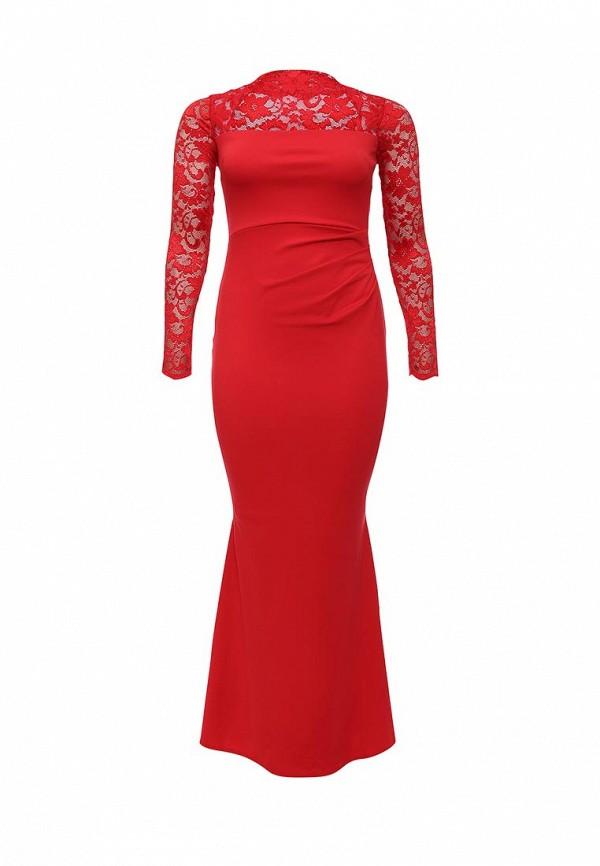 Платье Goddiva Size Plus Goddiva Size Plus GO015EWMPL68 платье goddiva size plus goddiva size plus go015ewmpl95
