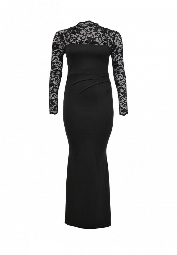 Платье Goddiva Size Plus Goddiva Size Plus GO015EWMPL69 платье goddiva size plus goddiva size plus go015ewxra75