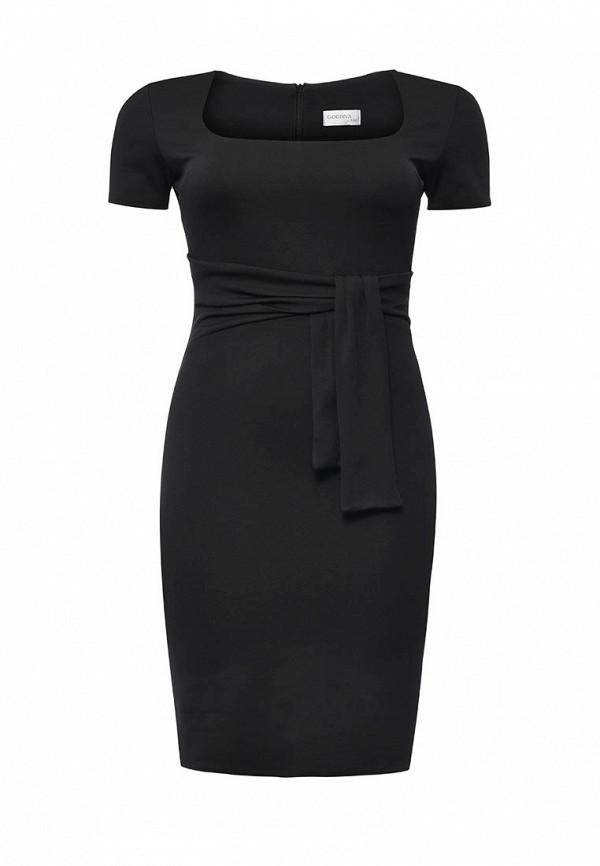 Платье Goddiva Size Plus Goddiva Size Plus GO015EWMPL71 платье goddiva size plus goddiva size plus go015ewxra75