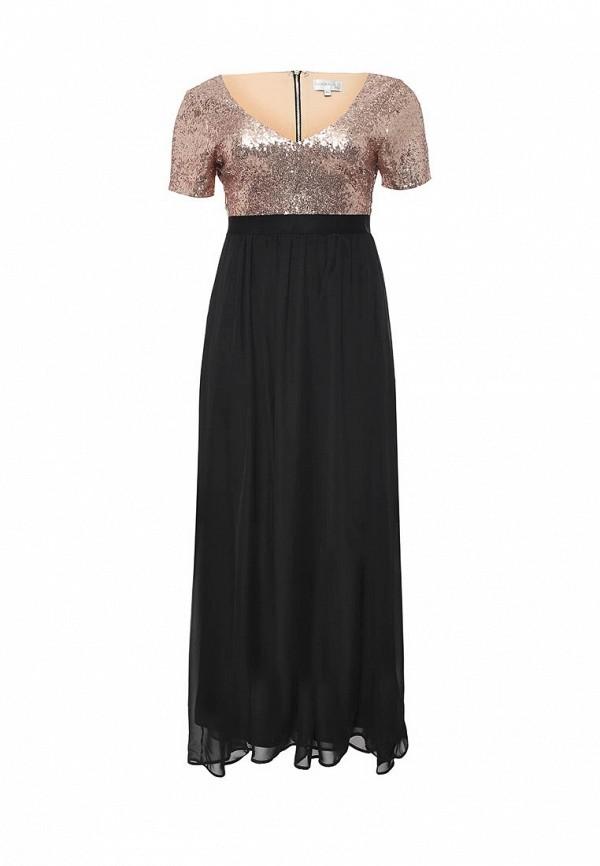 Платье Goddiva Size Plus Goddiva Size Plus GO015EWMPL91 платье goddiva size plus goddiva size plus go015ewmpl72