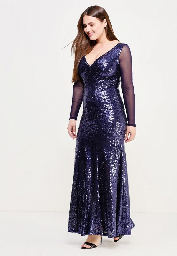Платье Goddiva Size Plus Goddiva Size Plus GO015EWMPL95 платье goddiva size plus goddiva size plus go015ewgvj00