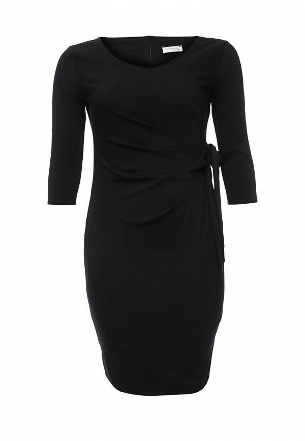 Платье Goddiva Size Plus Goddiva Size Plus GO015EWNFY26 wenger business w7 01 w7 01brown