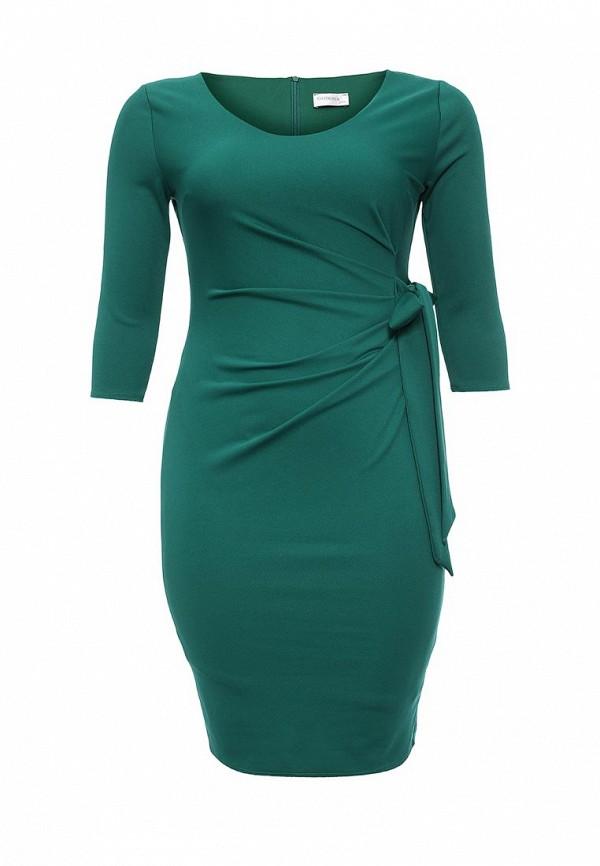 Платье Goddiva Size Plus Goddiva Size Plus GO015EWNFY27