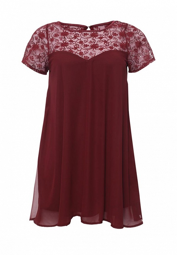 Платье Goddiva Size Plus Goddiva Size Plus GO015EWRAE29 платье goddiva size plus goddiva size plus go015ewrae32