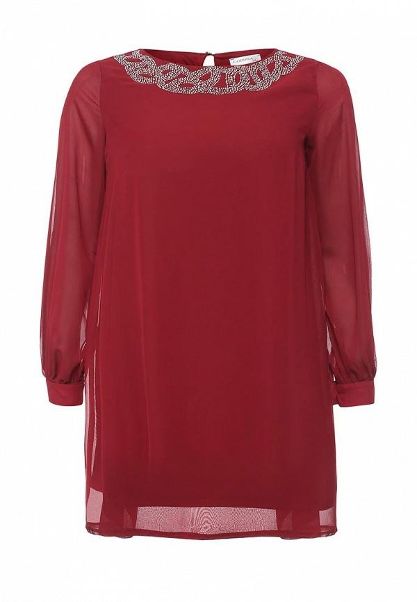 Платье Goddiva Size Plus Goddiva Size Plus GO015EWRAE35 платье goddiva size plus goddiva size plus go015ewxra75