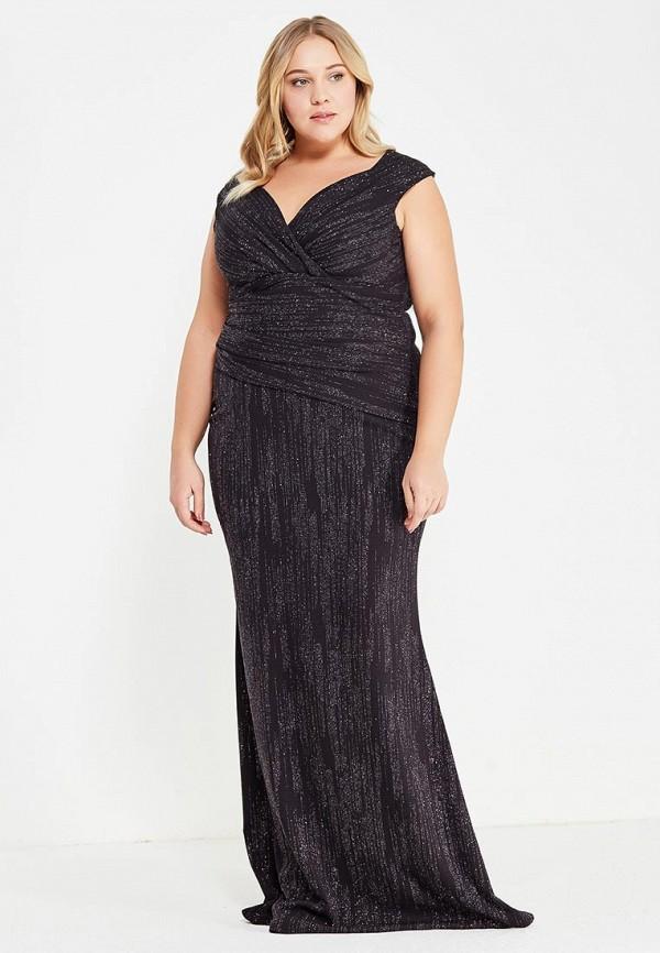 Платье Goddiva Size Plus Goddiva Size Plus GO015EWXQP96 goddiva dr945