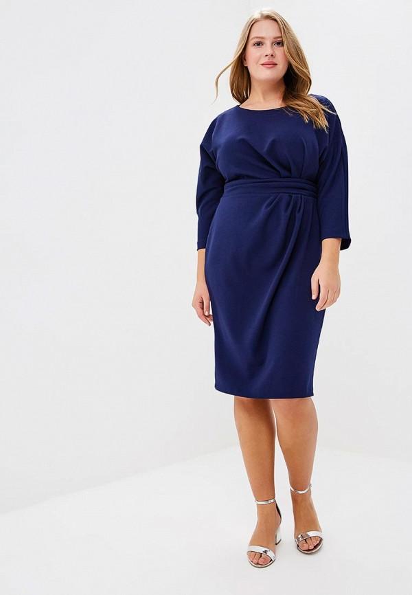 Платье Goddiva Size Plus Goddiva Size Plus GO015EWXRA50 promoitalia пировиноградный пилинг pro plus пировиноградный пилинг pro plus 50 мл 50 мл 45%