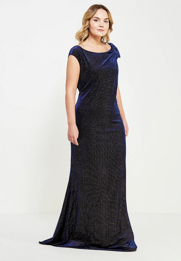 Платье Goddiva Size Plus Goddiva Size Plus GO015EWXRA56 купальник goddiva goddiva go014ewrag14