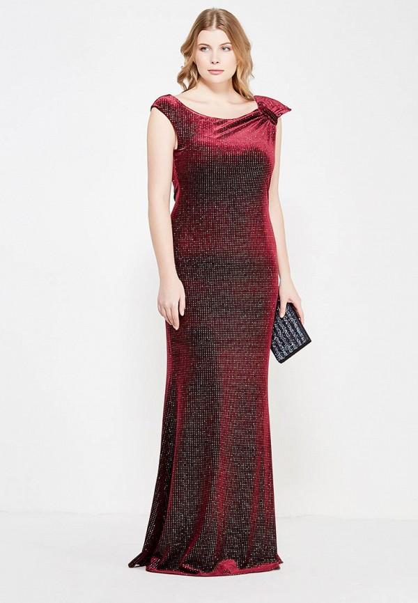 Платье Goddiva Size Plus Goddiva Size Plus GO015EWXRA57 купальник goddiva goddiva go014ewrag14