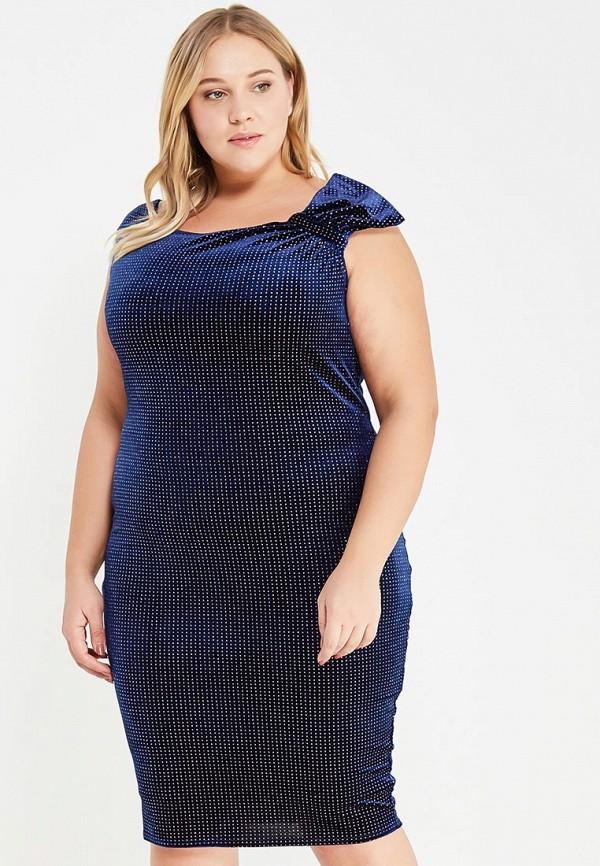 Платье Goddiva Size Plus Goddiva Size Plus GO015EWXRA59 платье goddiva size plus goddiva size plus go015ewmpl70