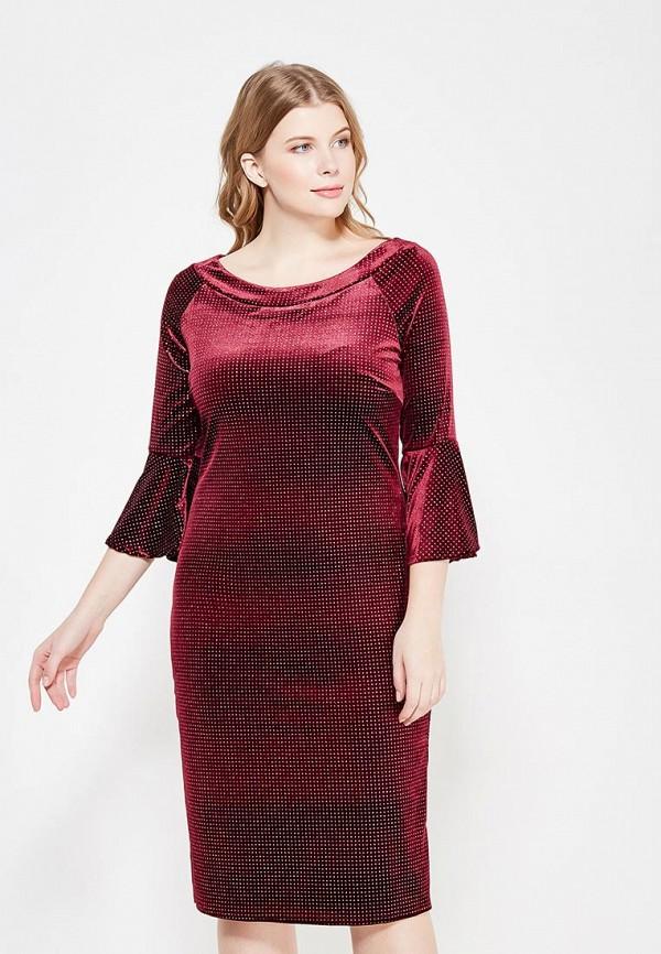 Платье Goddiva Size Plus Goddiva Size Plus GO015EWXRA63 платье goddiva size plus goddiva size plus go015ewmpl72