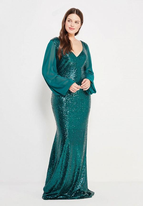 Платье Goddiva Size Plus Goddiva Size Plus GO015EWXRA72 платье goddiva size plus goddiva size plus go015ewmpl70