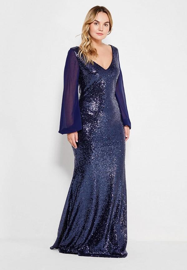 Платье Goddiva Size Plus Goddiva Size Plus GO015EWXRA73 платье goddiva size plus goddiva size plus go015ewrae42