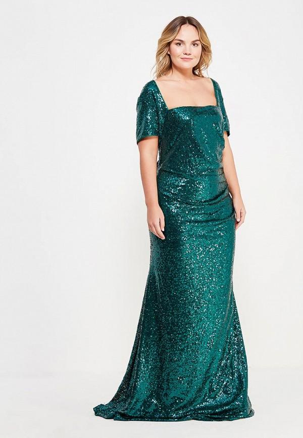 Платье Goddiva Size Plus Goddiva Size Plus GO015EWXRA74 goddiva dr945