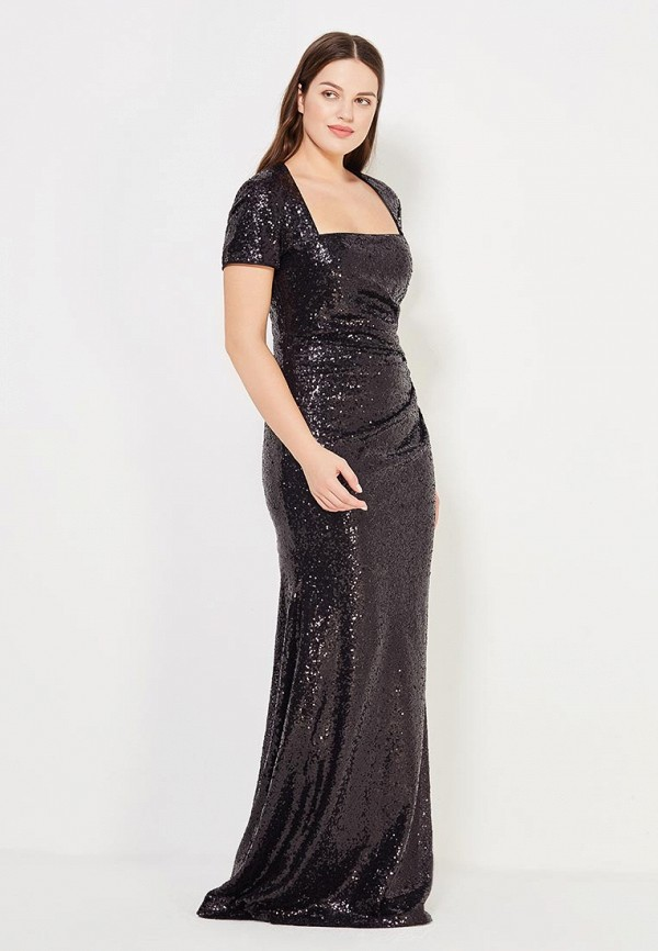 Платье Goddiva Size Plus Goddiva Size Plus GO015EWXRA76 платье goddiva size plus goddiva size plus go015ewgvj00