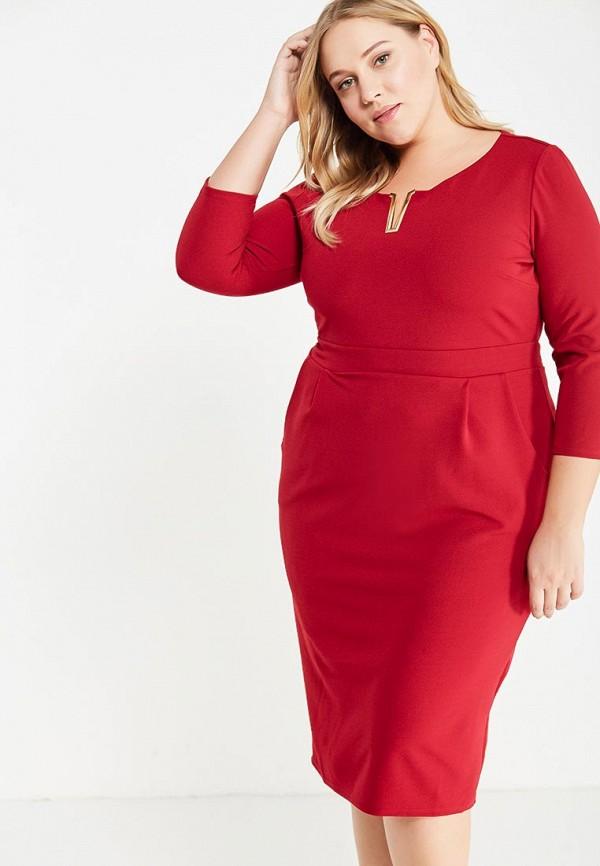 Платье Goddiva Size Plus Goddiva Size Plus GO015EWXRA80 goddiva dr945