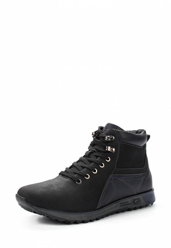 Купить Ботинки Go.Do., GO019AMUQL42, черный, Осень-зима 2017/2018