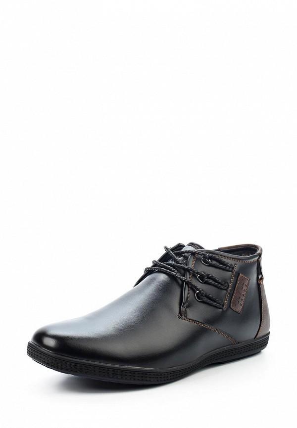Купить Ботинки Go.Do., GO019AMUQL43, черный, Осень-зима 2017/2018