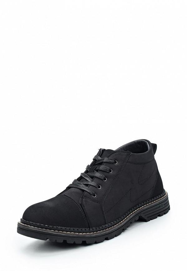 Купить Ботинки Go.Do., GO019AMUQL63, черный, Осень-зима 2017/2018