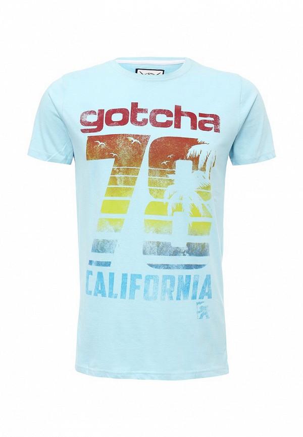 Футболка с надписями Gotcha 32196
