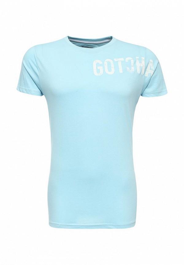 Футболка с надписями Gotcha 32208