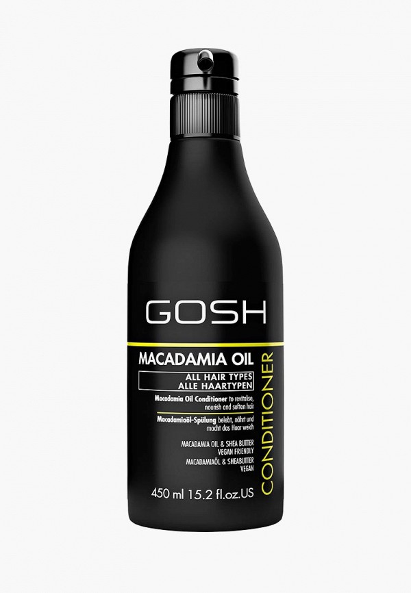 Кондиционер для волос Gosh Gosh GO025LWBCKM8 тушь для ресниц gosh gosh go025lwvin96