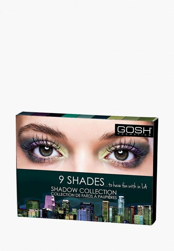 Тени для век Gosh Gosh GO025LWVIN94 gosh тени для век в карандаше forever matt водостойкие 1 5 г 09