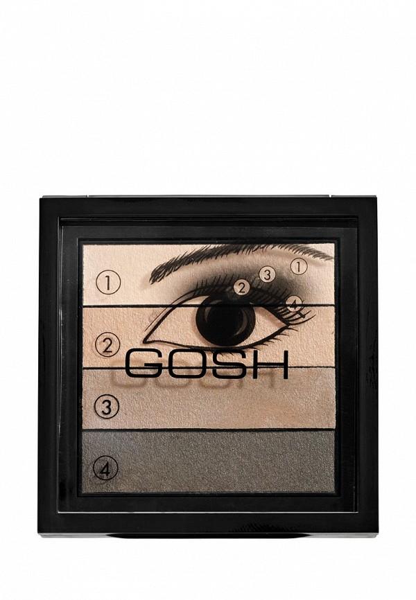 Тени для век Gosh Gosh GO025LWVIO07