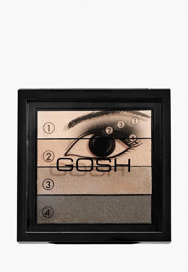 Тени для век Gosh Gosh GO025LWVIO07 gosh тени для век в карандаше forever matt водостойкие 1 5 г 09