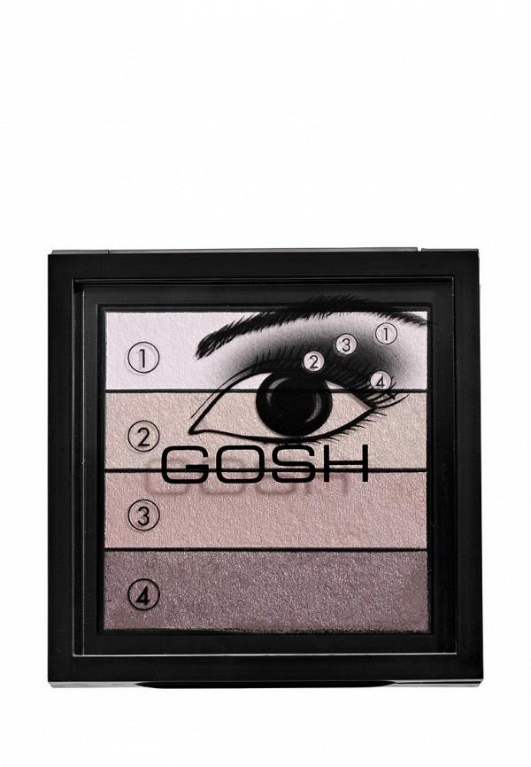 Тени для век Gosh Gosh GO025LWVIO08
