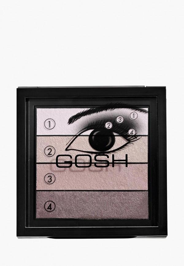 Тени для век Gosh Gosh GO025LWVIO08 gosh тени для век в карандаше forever matt водостойкие 1 5 г 09