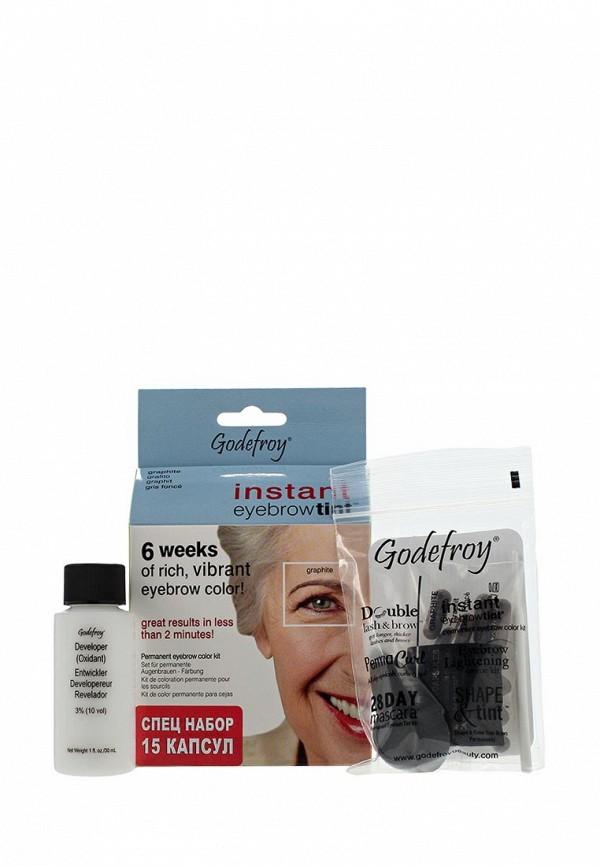 Краска для бровей Godefroy Godefroy GO026LWXZK49 краска для бровей