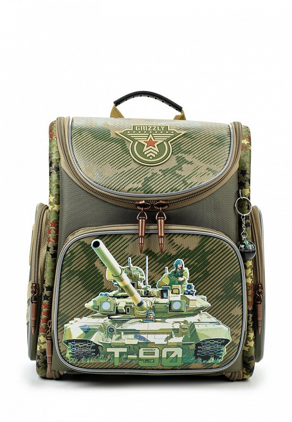 grizzly gr015buhuc49 Рюкзак Grizzly Grizzly GR015BBUHX83